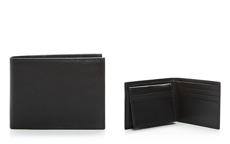 The Men's Store at Bloomingdale's RFID Pebbled Passcase Wallet - 100% Exclusive_2