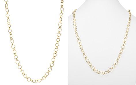 "Armenta 18K Yellow Gold Sueno Long Circle Link Necklace, 35.5"" - Bloomingdale's_2"