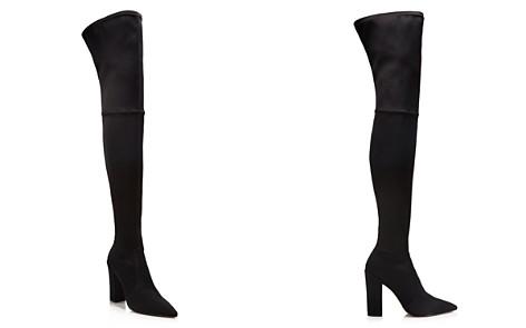 Dolce Vita Women's Ellis Satin Over-the-Knee Boots - 100% Exclusive - Bloomingdale's_2