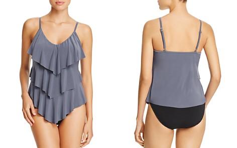 Magicsuit Solid Rita Tankini Top - Bloomingdale's_2
