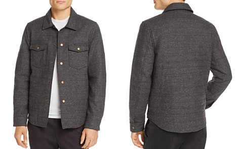 Billy Reid Michael Quilted Shirt Jacket - 100% Exclusive - Bloomingdale's_2