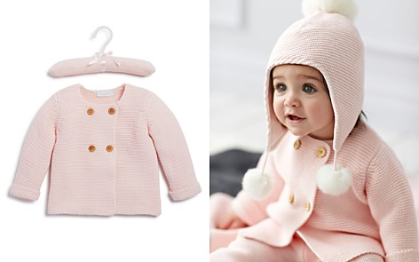 Elegant Baby Girls' Knit Cardigan - Baby - Bloomingdale's_2