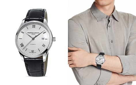 Frederique Constant Classics Index Automatic Watch, 40mm - Bloomingdale's_2
