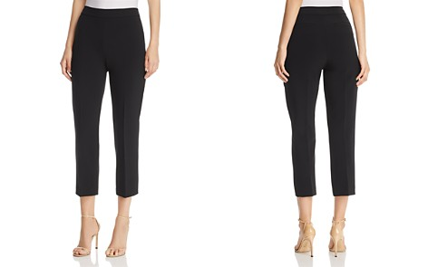 kate spade new york Cropped Cigarette Pants - Bloomingdale's_2