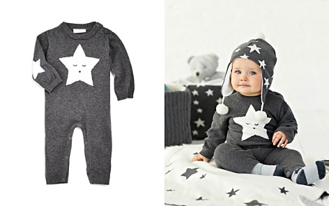 Elegant Baby Unisex Star Knit Coverall - Baby - Bloomingdale's_2