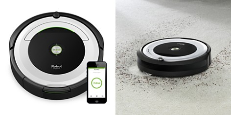 iRobot Roomba 695 Wi-Fi Connected Vacuuming Robot - Bloomingdale's_2