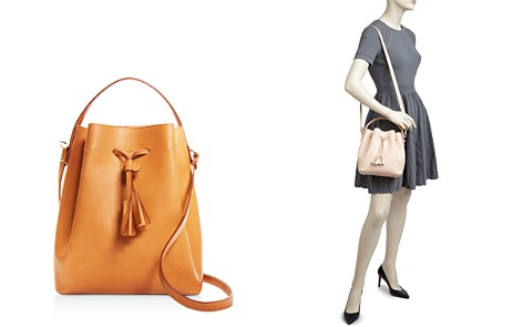 Celine Lefebure Karin Mini Leather Bucket Bag - 100% Exclusive - Bloomingdale's_2