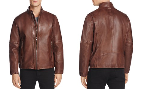 Marc New York Emerson Moto Leather Jacket - Bloomingdale's_2