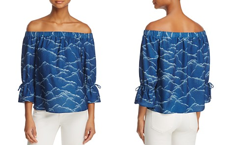 Cooper & Ella Willa Off-the-Shoulder Top - Bloomingdale's_2