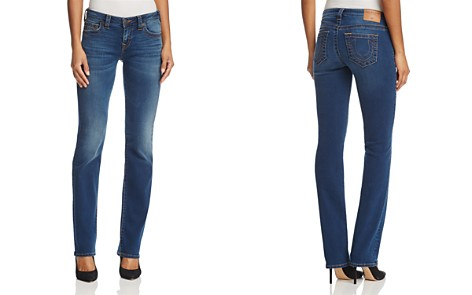 True Religion Billie Straight Jeans in Tried 'n' True Blue - Bloomingdale's_2