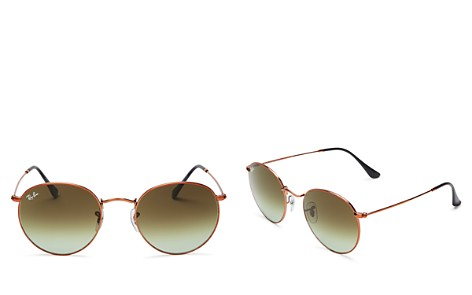 Ray-Ban Icons Round Sunglasses, 53mm - Bloomingdale's_2