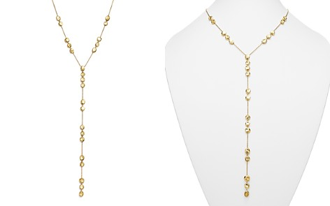 """IPPOLITA 18K Yellow Gold Onda Pebble and Chain Lariat Necklace, 22"""" - 100% Exclusive - Bloomingdale's_2"""