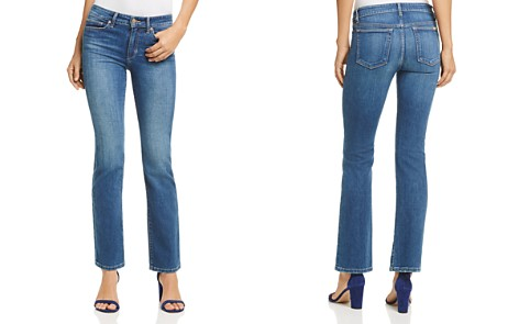 Joe's Jeans The Provocateur Petite Bootcut Jeans in Michela - Bloomingdale's_2