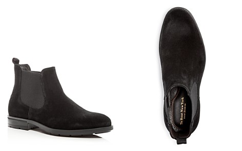 To Boot New York Men's Ives Suede Chelsea Boots - Bloomingdale's_2