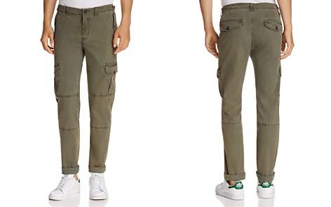 Michael Bastian Garment Dyed Twill Regular Fit Cargo Pants - Bloomingdale's_2