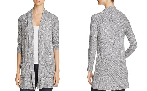 Design History Ribbed Crossover Cardigan - Bloomingdale's_2