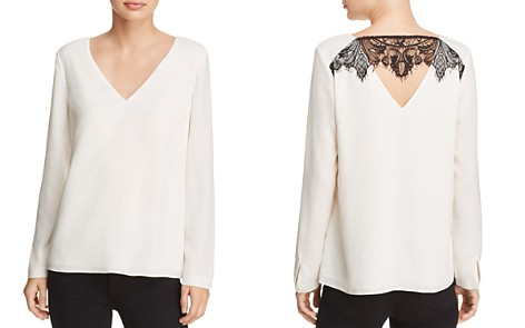 Cooper & Ella Freja Lace-Back Top - Bloomingdale's_2