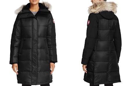 Canada Goose Rowley Fur Trim Down Parka - Bloomingdale's_2