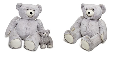 Hudson Park Frosted Faux Fur Teddy Bears - 100% Exclusive - Bloomingdale's_2