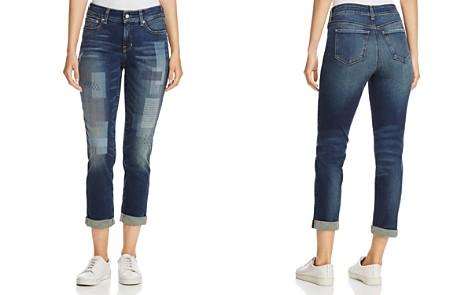 NYDJ Laser Patch Boyfriend Jeans in Horizon - Bloomingdale's_2