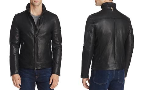 Mackage Leather Bomber Jacket - Bloomingdale's_2