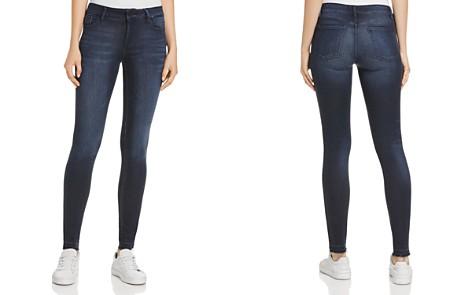 DL1961 Florence Instasculpt Skinny Jeans in Sloan - Bloomingdale's_2