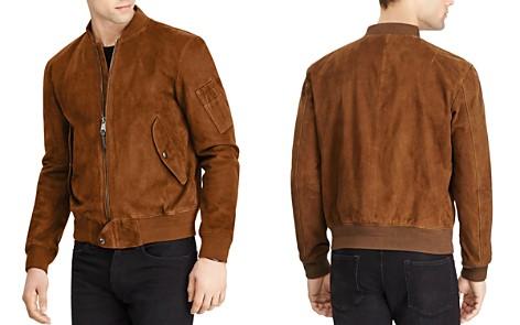 Polo Ralph Lauren Suede Bomber Jacket - Bloomingdale's_2