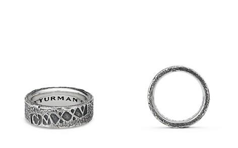 David Yurman Shipwreck Band Ring, 8mm - Bloomingdale's_2