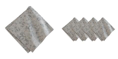 Villeroy & Boch Metallic Damask Napkins, Set of 4 - Bloomingdale's Registry_2