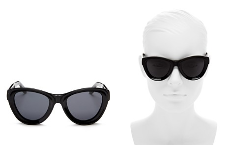 Givenchy Women's GV 7073 Cat Eye Sunglasses, 52mm - Bloomingdale's_2