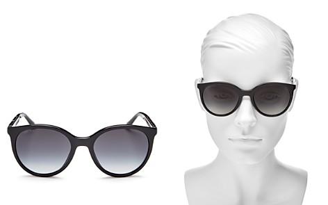 Jimmy Choo Erie Round Sunglasses, 54mm - Bloomingdale's_2