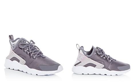Nike Women's Air Huarache Run Ultra Lace Up Sneakers - Bloomingdale's_2