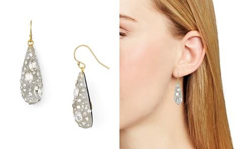 Alexis Bittar Dust Leaf Earrings - Bloomingdale's_2
