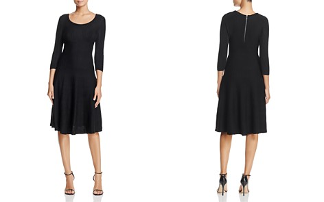 NIC+ZOE Twirl Ribbed Sweater Dress - 100% Exclusive - Bloomingdale's_2