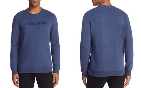 A.P.C. Press Start Sweatshirt - Bloomingdale's_2