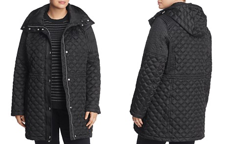 Marc New York Plus Calypso Quilted Coat - Bloomingdale's_2