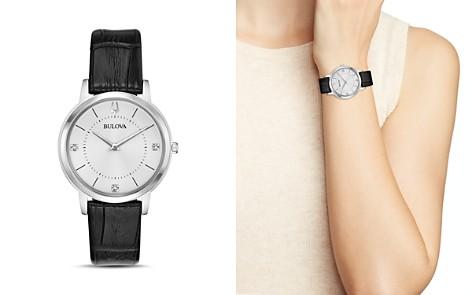 Bulova Classic Slim Watch, 34mm - 100% Exclusive - Bloomingdale's_2