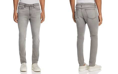 FRAME L'Homme Skinny Fit Jeans in Vineway - 100% Exclusive - Bloomingdale's_2