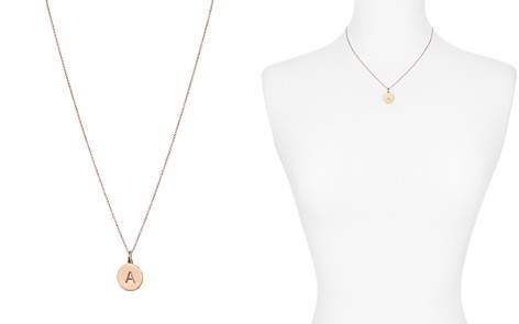"""kate spade new york One In a Million Initial Pendant Necklace, 18"""" - Bloomingdale's_2"""
