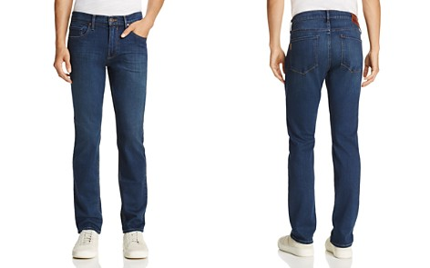 PAIGE Federal Slim Fit Jeans in Fenner - Bloomingdale's_2
