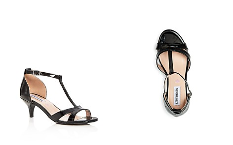 STEVE MADDEN Girls' Princes T-Strap Mid Heel Sandals - Little Kid, Big Kid - Bloomingdale's_2