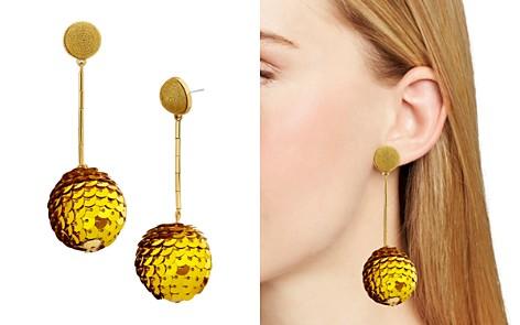 BAUBLEBAR Sequin Ball Drop Earrings - Bloomingdale's_2