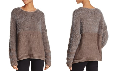 Beltaine Fuzzy Crewneck Sweater - 100% Exclusive - Bloomingdale's_2