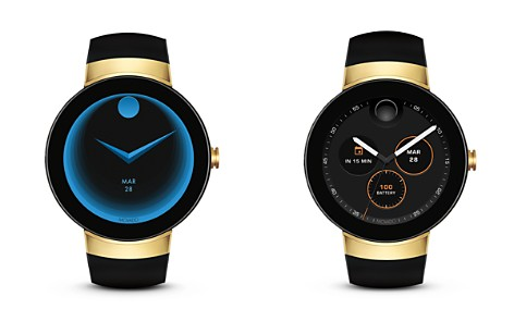 Movado Connected Smartwatch, 46.5mm - Bloomingdale's_2