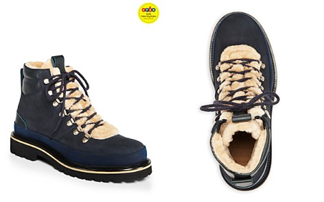 GREATS Men's Amerigo Shearling Boots - GQ60, 100% Exclusive - Bloomingdale's_2