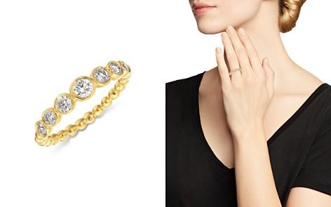 Gumuchian 18K Yellow Gold Seven Diamond Medium Nutmeg Ring - Bloomingdale's_2