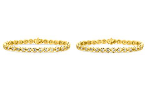 Gumuchian 18K Yellow Gold Diamond Oasis Bracelet - Bloomingdale's_2