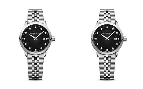 Raymond Weil Freelancer Diamond Watch, 29mm - Bloomingdale's_2