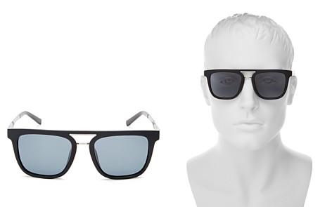 Salvatore Ferragamo Square Sunglasses, 53mm - Bloomingdale's_2