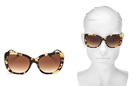 Tory Burch Women's Square Sunglasses, 52mm - Bloomingdale's_2
